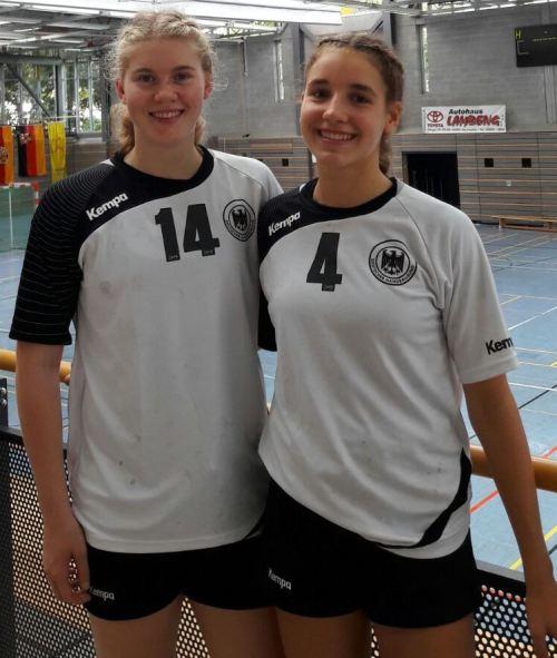 160821 Luzie & Anabel DHB-Girls-Cup Saarbrücken